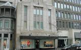 Holt Renfrew - Facade du Nottman building