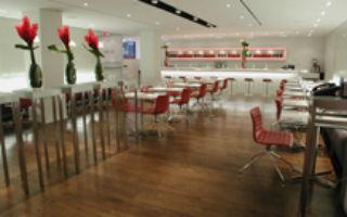 Holt Renfrew - Café Holt